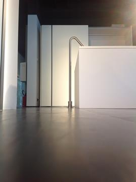 Rubinetto MINIMAL - Bocca vasca, a pavimento