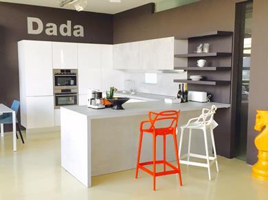 Cucina Bianco Lucido InDada