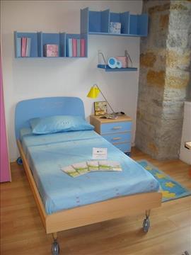 Camera da letto Moretti Compact