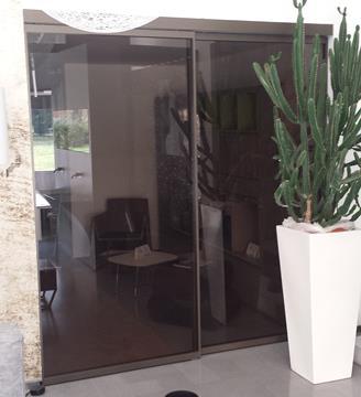 Porta Tre-P&Tre-Più mod. Pavilion Light