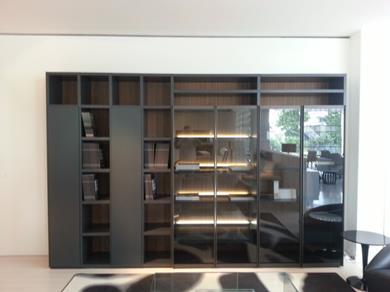 Libreria Wall System Poliform