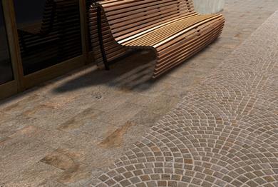 pavimento gres porcellanato esterno
