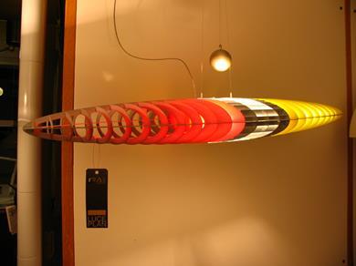 Luce Plan - Lampada Titania sospensione