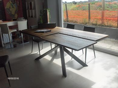 OUTLET tavolo 4X4