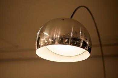 Lampada Arco LED di Flos