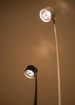 Lampada Sampei 290 Nera di Davide Groppi