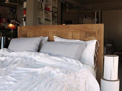 Testata legno NatureDesign