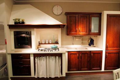 cucina SCAVOLINI modello CORA