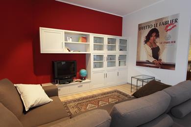 Mobile soggiorno in frassino