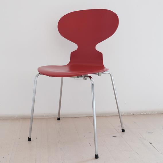 Sedia Ant rossa - Fritz Hansen 0