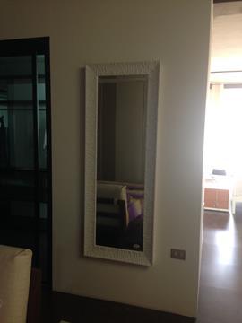 Specchio bianco