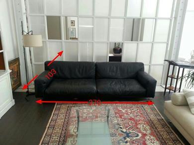divano scontato modello frame cuoio arflex