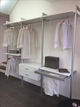 ALBED cabina armadio Screen