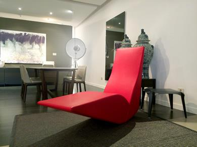 Chaise Cappellini longue Bird