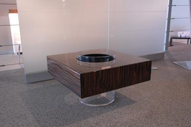Cassina tavolino Aspen