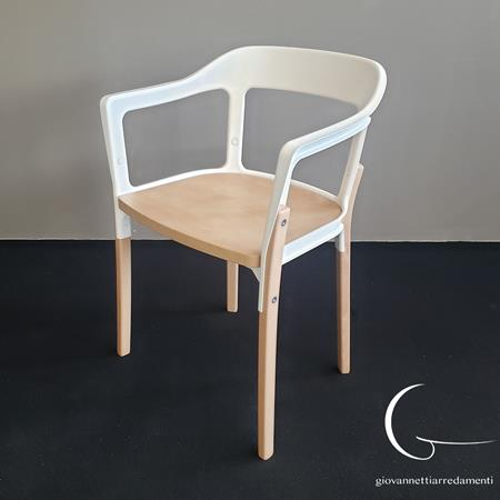 Steelwood Chair Magis