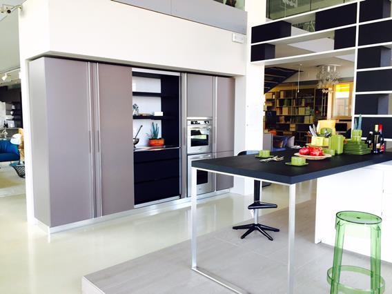 Cucina Hi-line 6 Dada Bianco Opaco 0