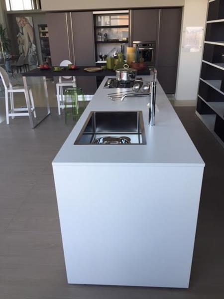 Cucina Hi-line 6 Dada Bianco Opaco 1