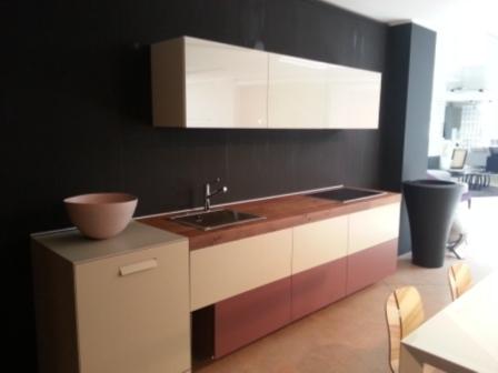 Cucina 36&8 top legno