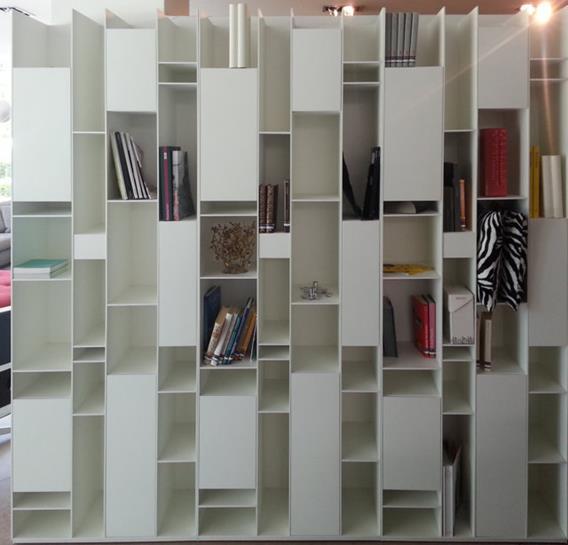 libreria Random Box MDF