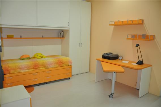 Cameretta Battistella arancio