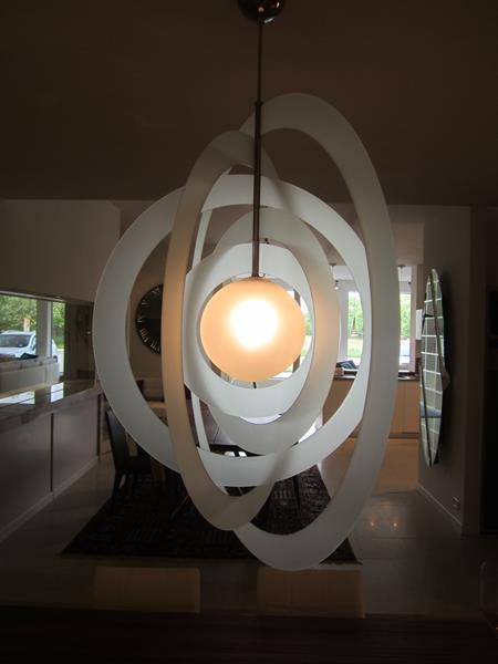 Reflex lampadario Saturno