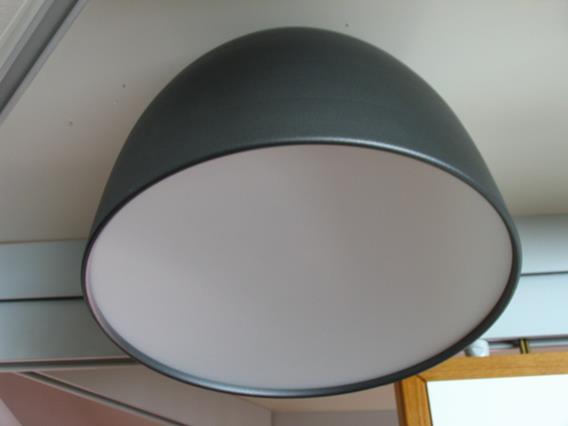 Artemide - Lampada Nur mini soffitto Fluo