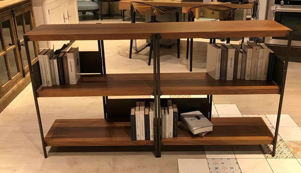 Libreria ZIG ZAG di Driade in promozione