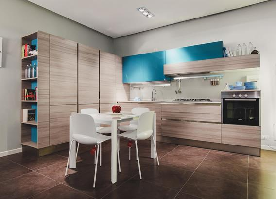 Veneta Cucine | Start Time angolare