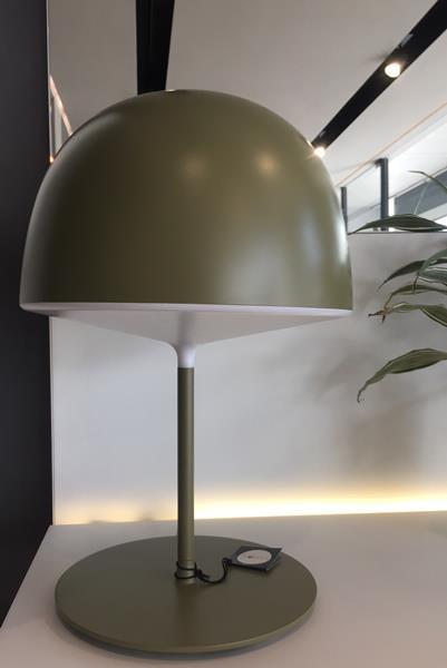 Fontana arte Lampada da tavolo Cheshire