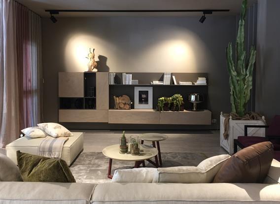 Lema composizione TV/soggiorno T030