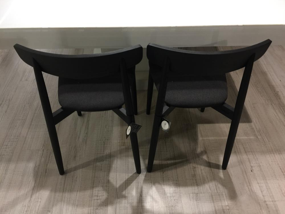 Coppia sedie Claretta