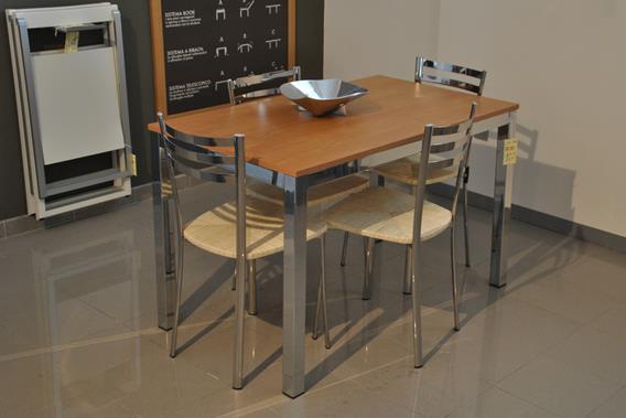 Tavolo e sedie in promozione