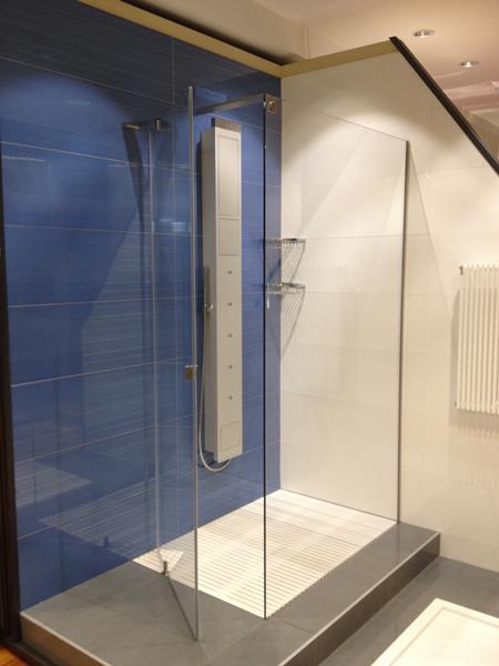 Plano sistema doccia 120x80 Cesana