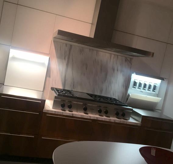 Cucina B3  Noce Massello 1