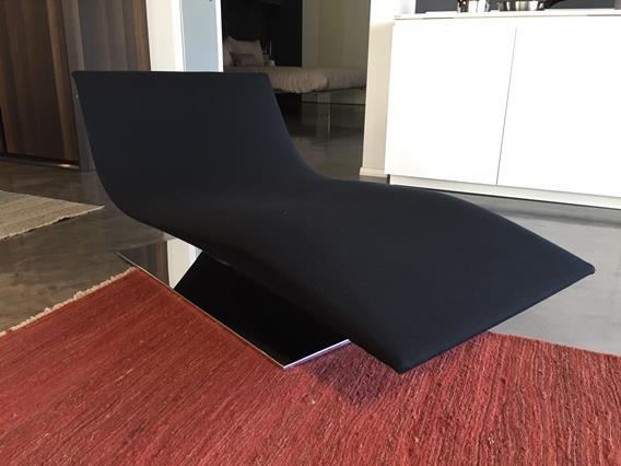 Chaise longue Lofty