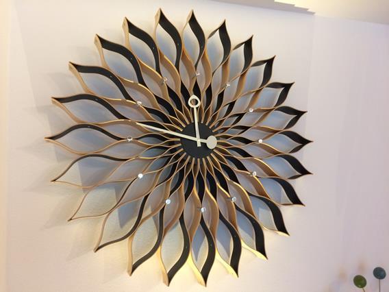 Orologio Vitra Sunflower