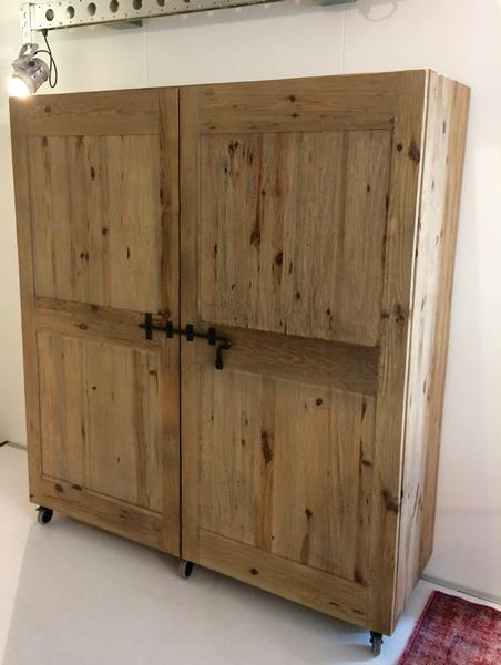 Madia in legno vecchio
